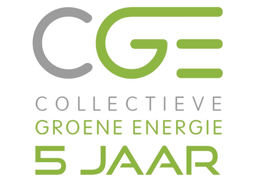 CGE bestaat 5 jaar!