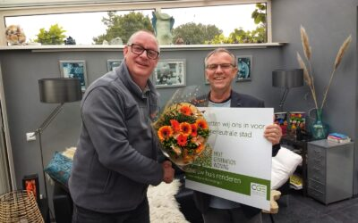 Hybride systeem met warmtepomp voor oudste plekje Almere